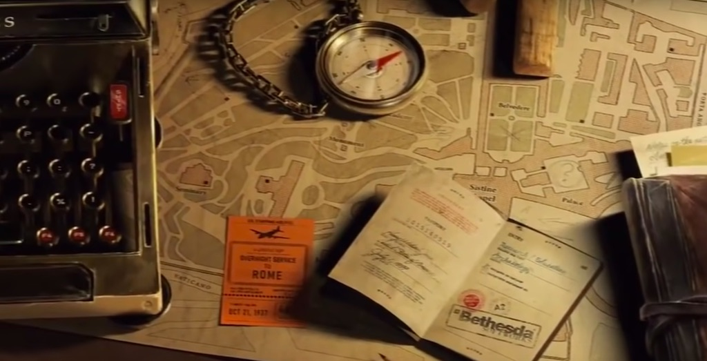 Indiana Jones/Bethesda