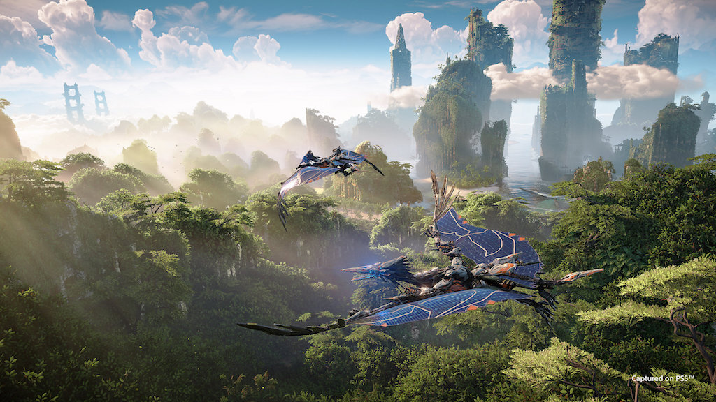 Horizon Forbidden West/Guerilla Games/SIE
