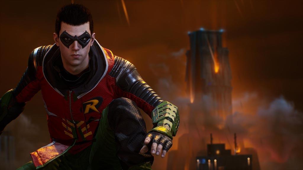 Gotham Knights/WB Games