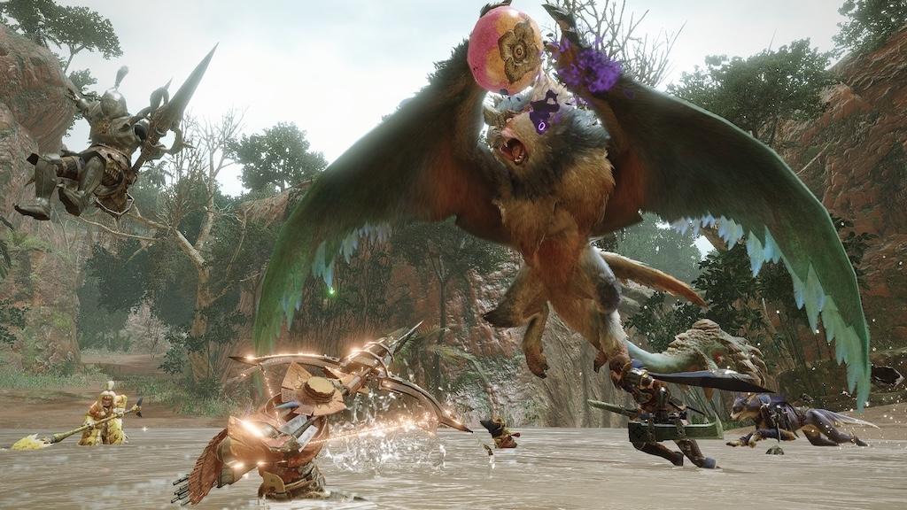 Monster Hunter Rise/Capcom/Nintendo