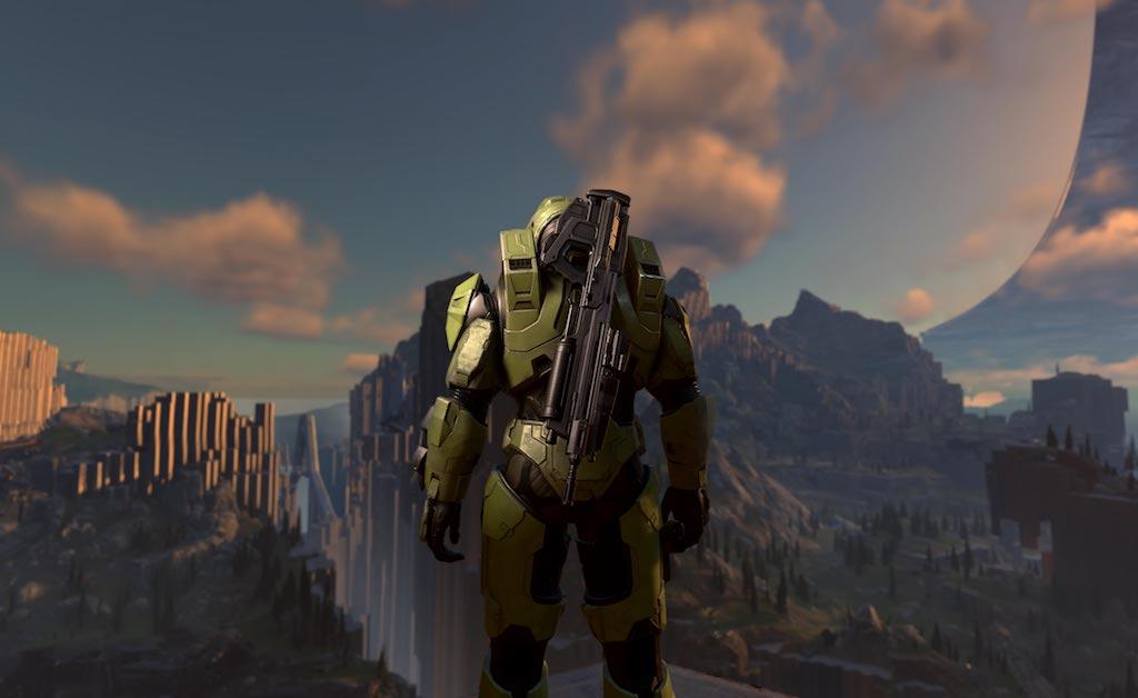 Halo Infinite/Microsoft