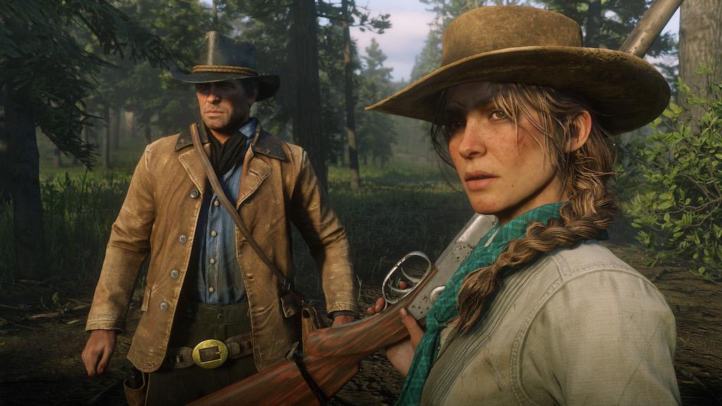 Red Dead Redemption 2/Rockstar Games