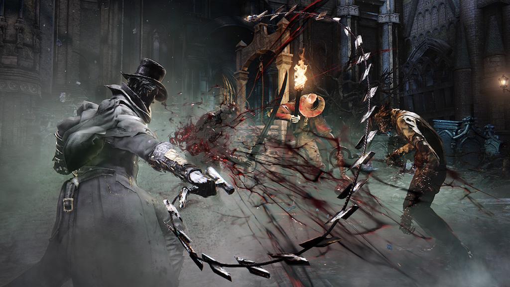Bloodborne/From Software/SCIE