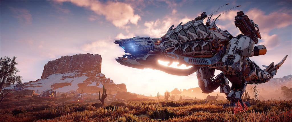 Horizon Zero Dawn/Guerilla Games/SCIE