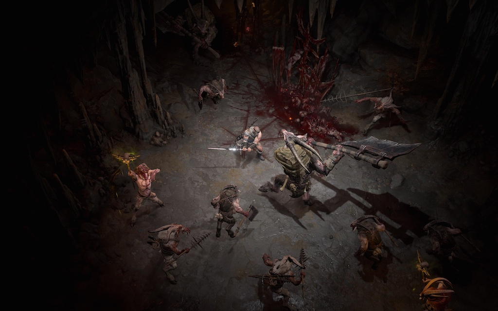Diablo 4/Activision Blizzard
