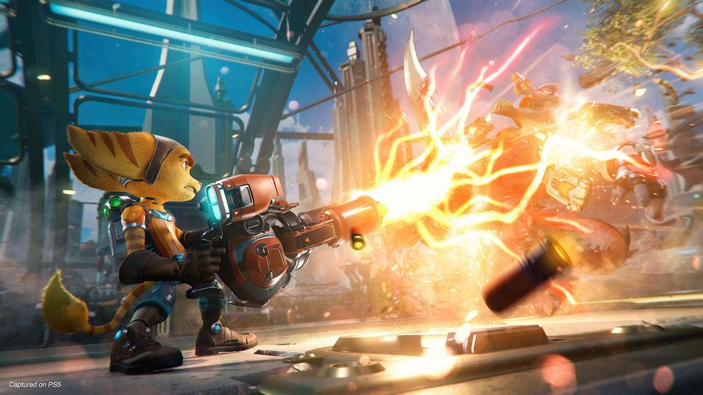 Ratchet & Clank Rift Apart/Insomniac Games