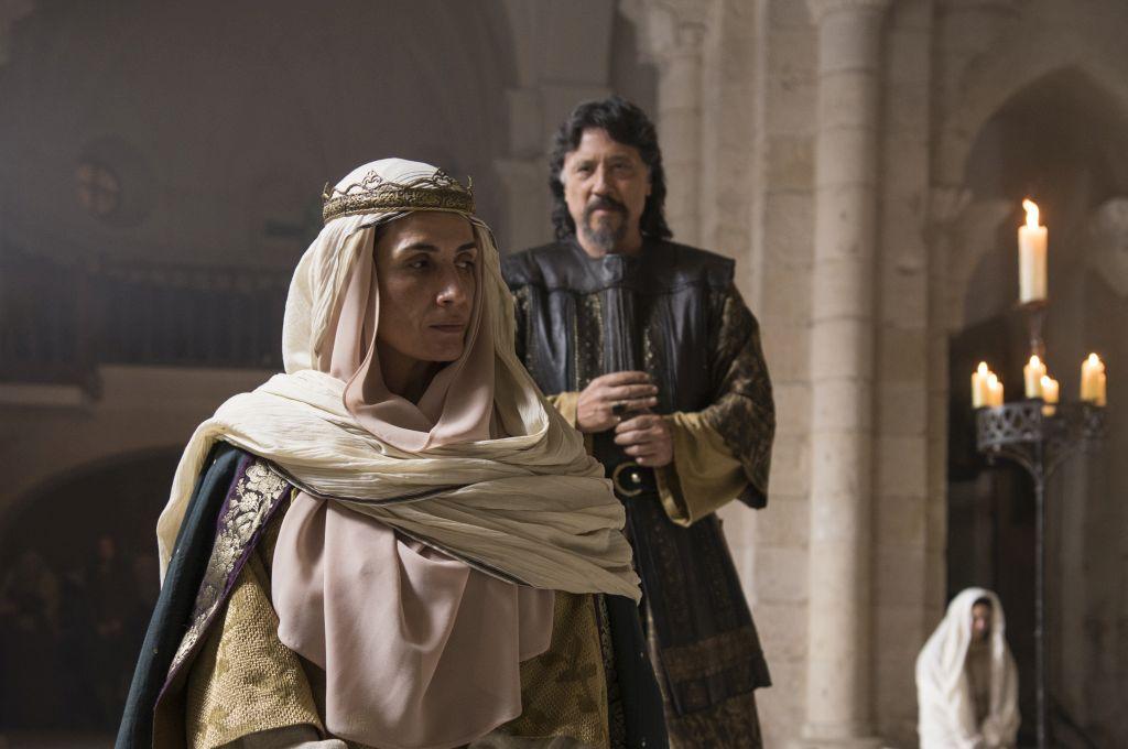 El Cid Königin und Count
