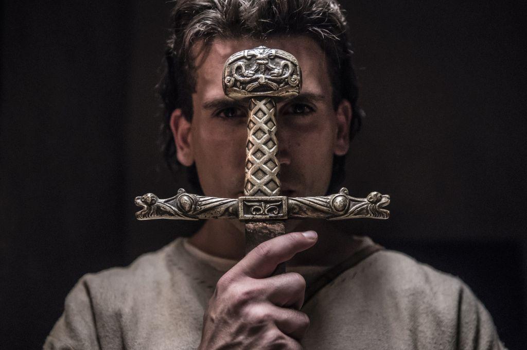 El Cid mit Schwert