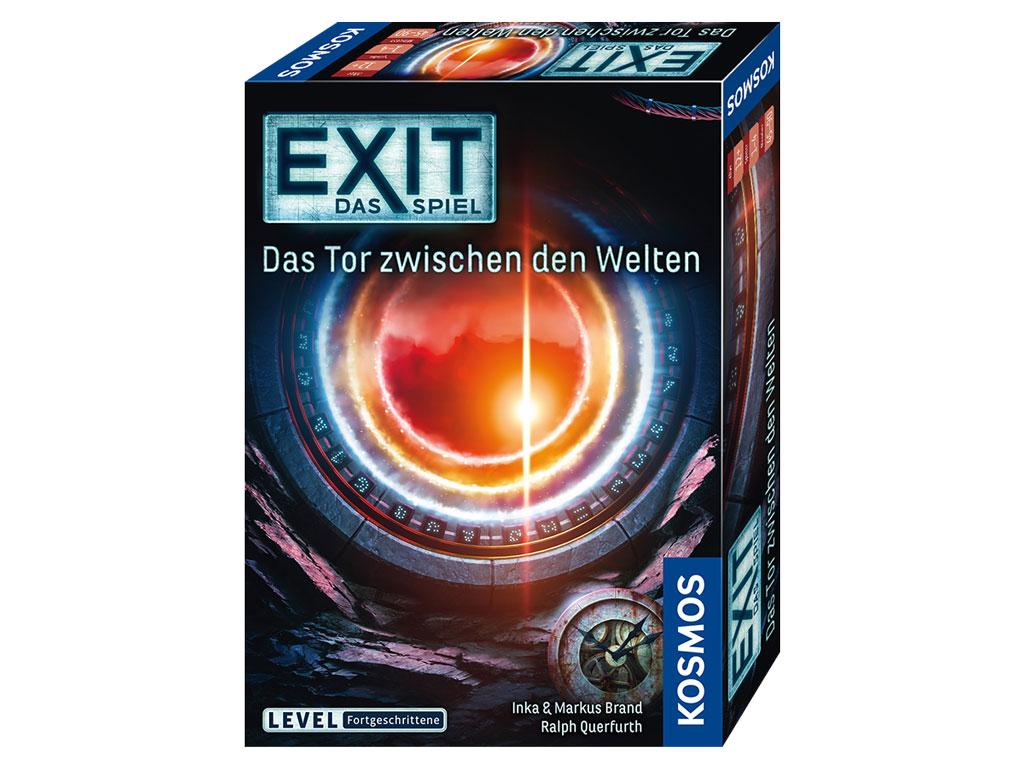 EXIT - Das Spiel: Das Tor zwischen den Welten © KOSMOS