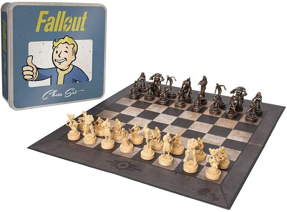 Fallout 4 Chess