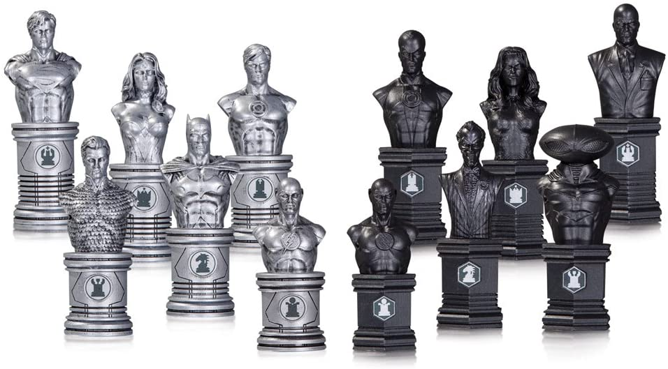 DC Chess Justice League