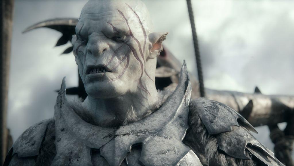 Herr der Ringe Orks