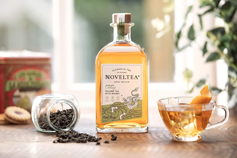Noveltea Oolong Whisky