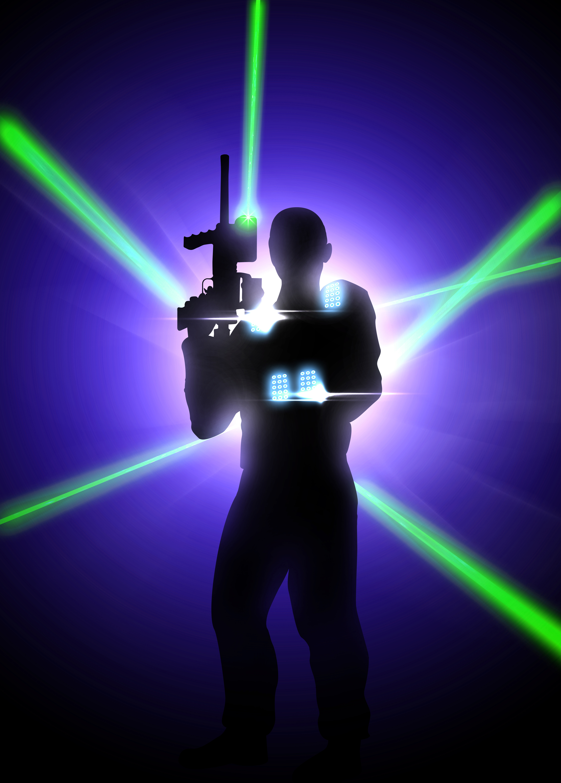 Tag, Laser Tag