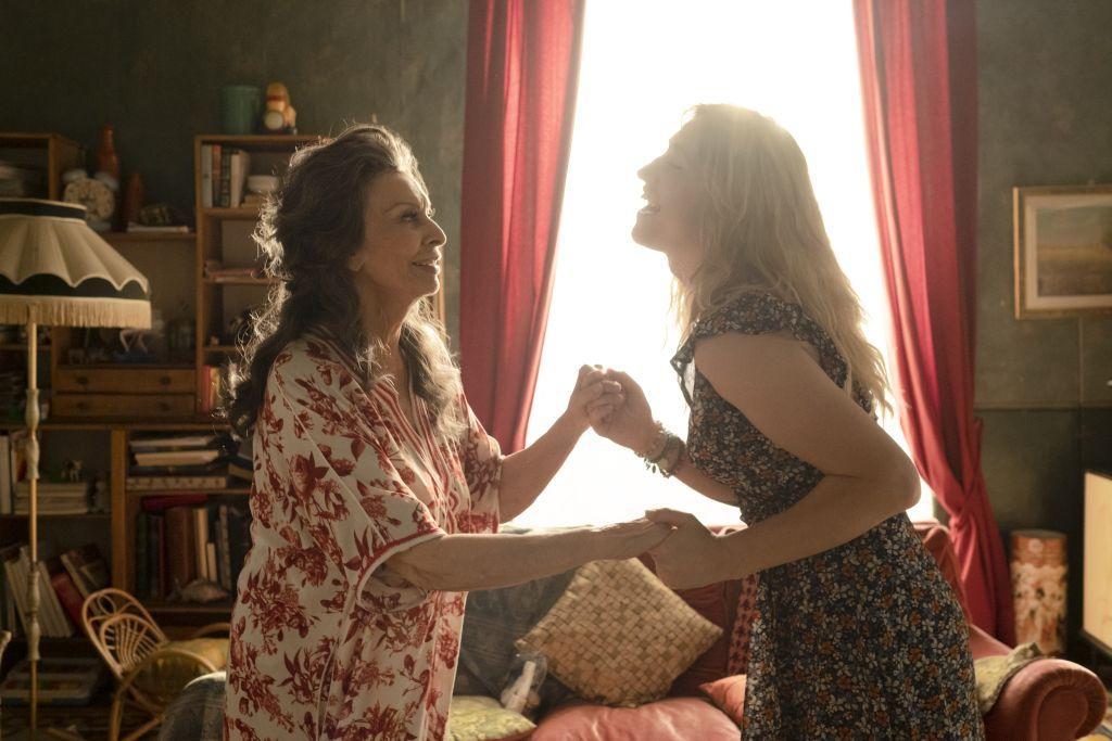 Du hast das Leben vor dir Rosa und Lola
