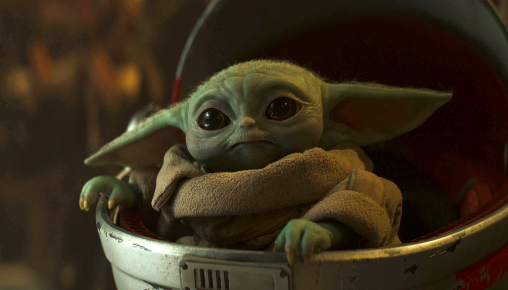 The Mandaloran Staffel 2 Baby Yoda