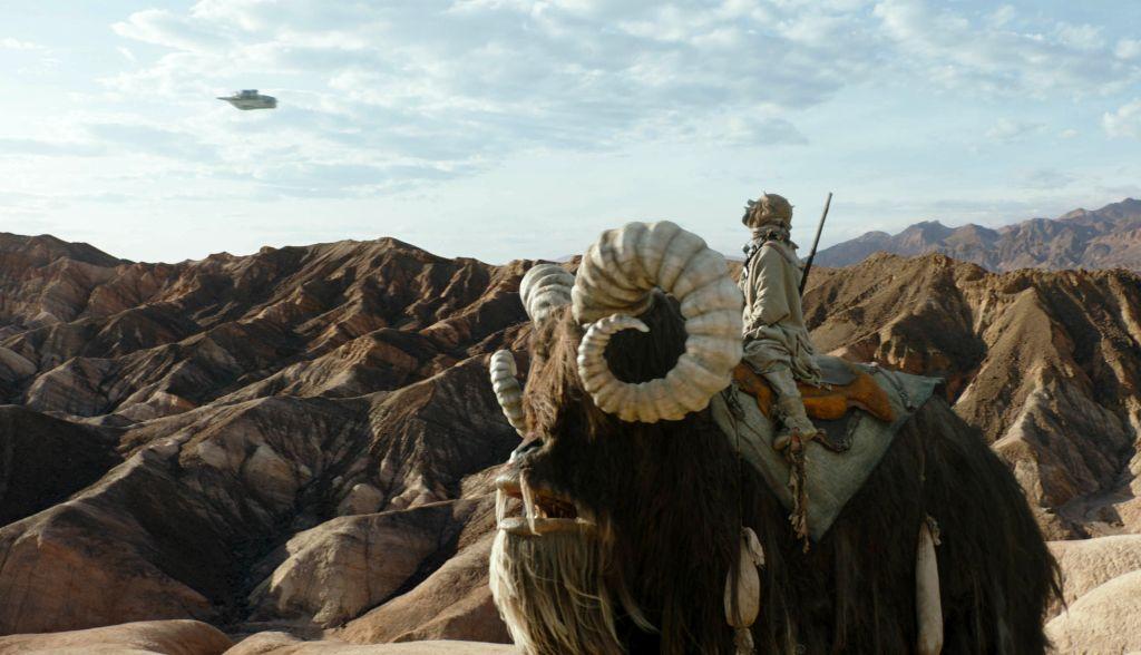 The Mandaloran Staffel 2 Tatooine