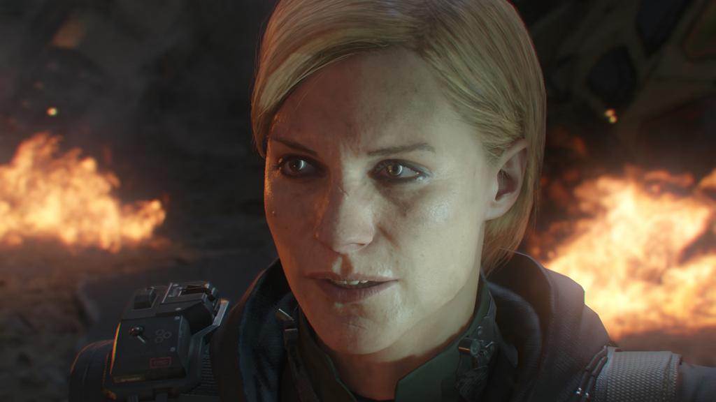 Battlestar Galactica-Schauspielerin Katee Sackhoff spielt eine zentrale Rolle in Call of Duty Black Ops 3.