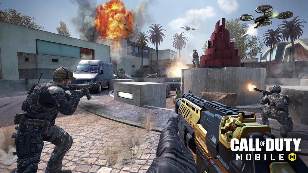 Call of Duty Mobile hat schon über 100 Millionen aktvie Spieler.