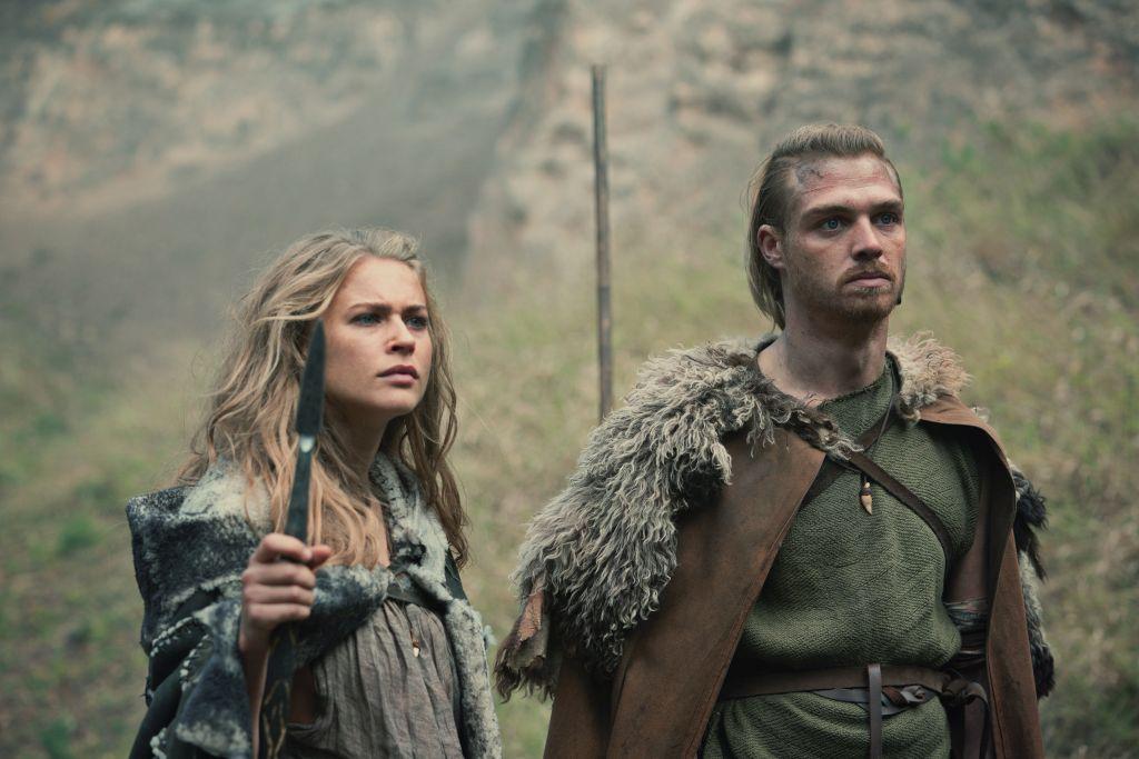 Barbaren Thusnelda und Folkwin