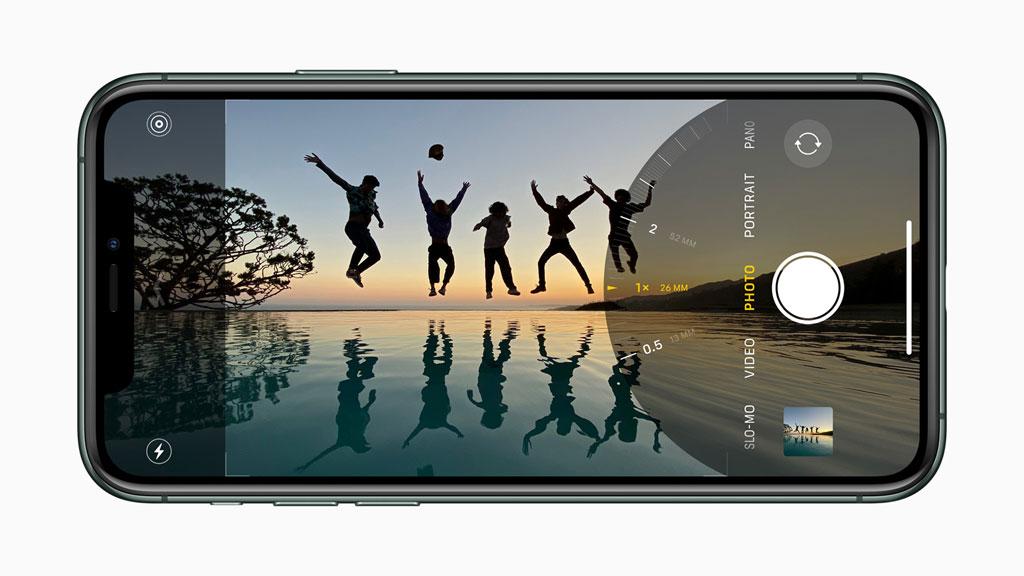Das Apple Iphone 11 Pro. Bildquelle: Apple