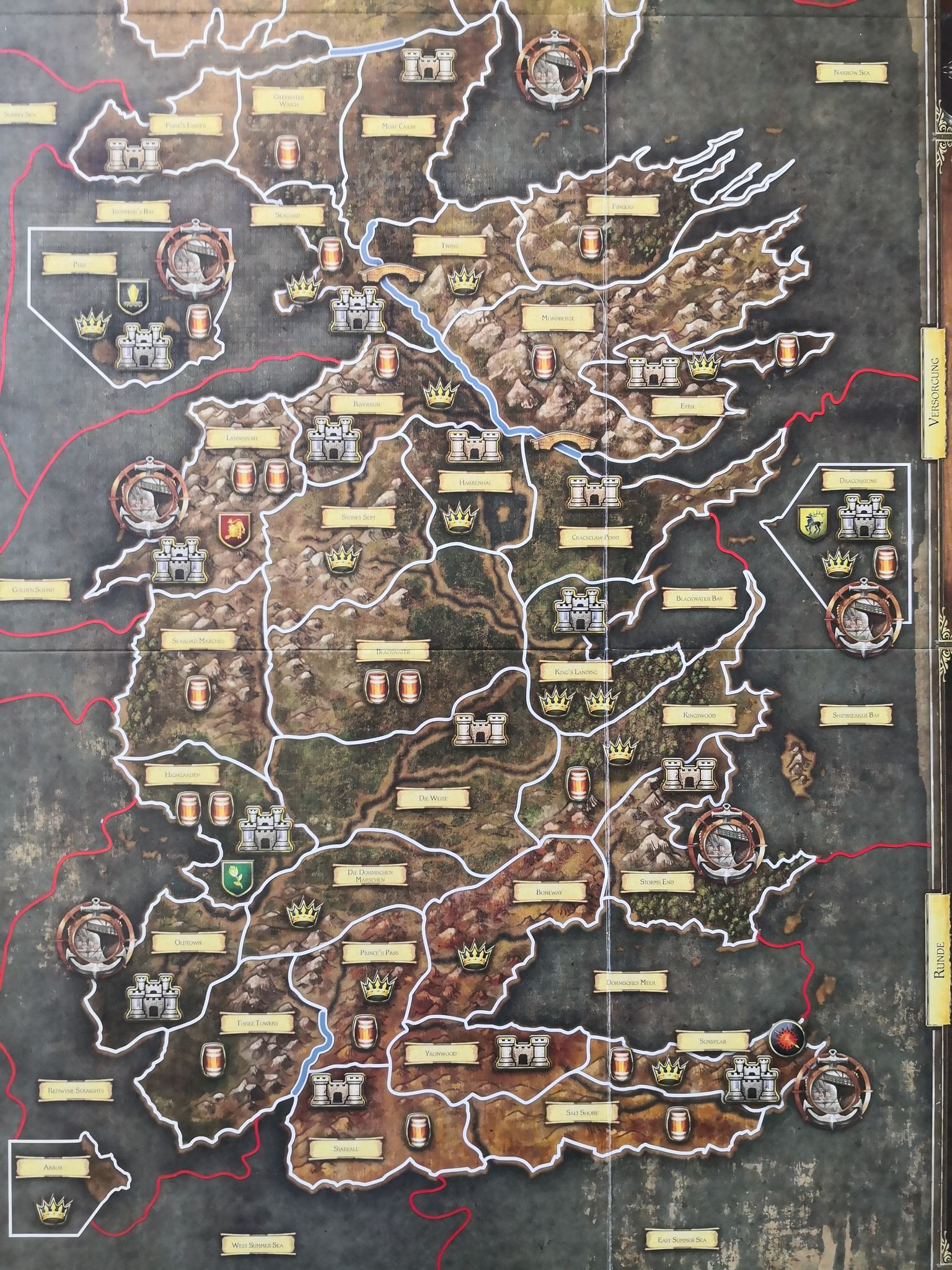 Wer erobert Westeros?