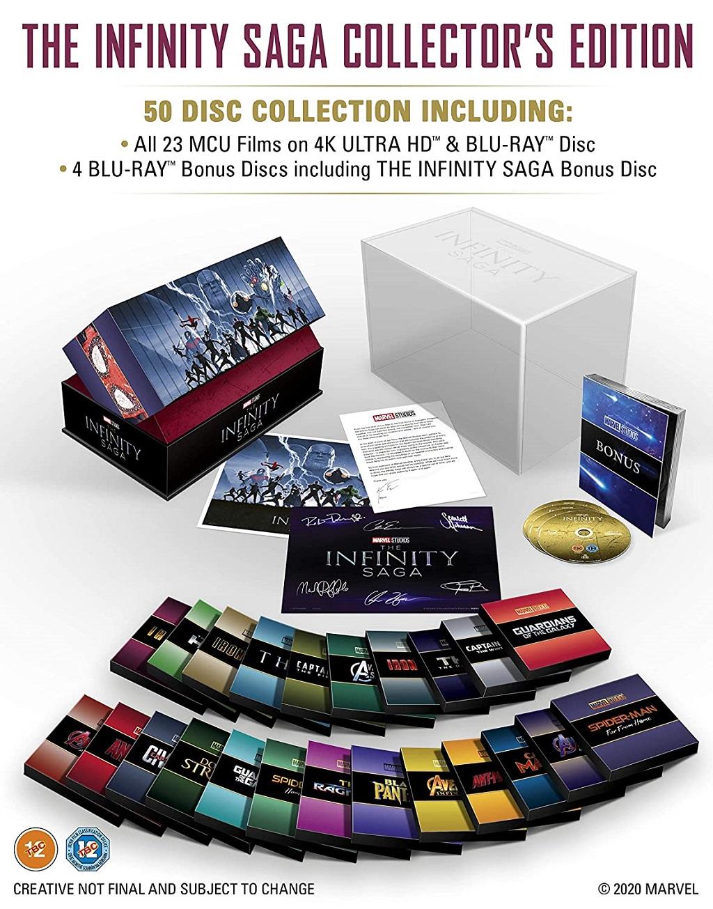 MCU Collector's Edition