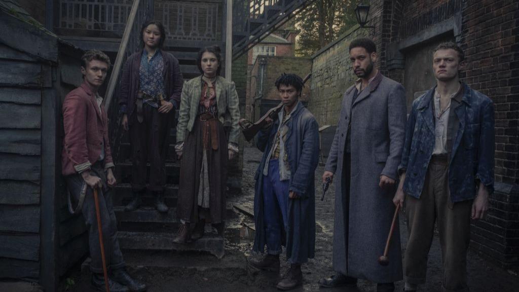 Die Bande aus der Baker Street: So gut ist die neue Netflix-Serie! | Spiele.de