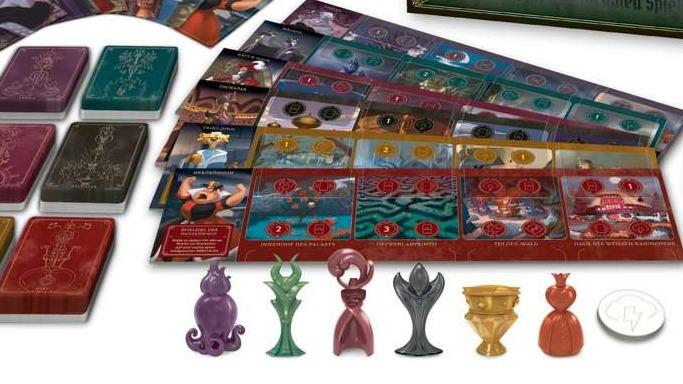 Werde zum Disney-Fiesling: Das überraschend knifflige Strategiespiel  | Spiele.de