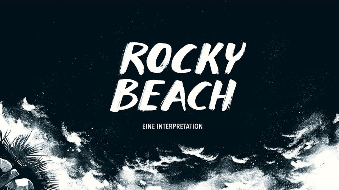 Rocky Beach Cover | Spiele.de