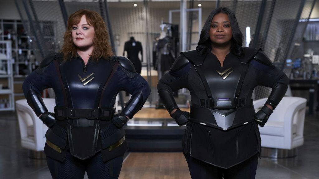 Thunder Force: Wie gut ist die neue Netflix-Komödie mit Melissa McCarthy? | Spiele.de