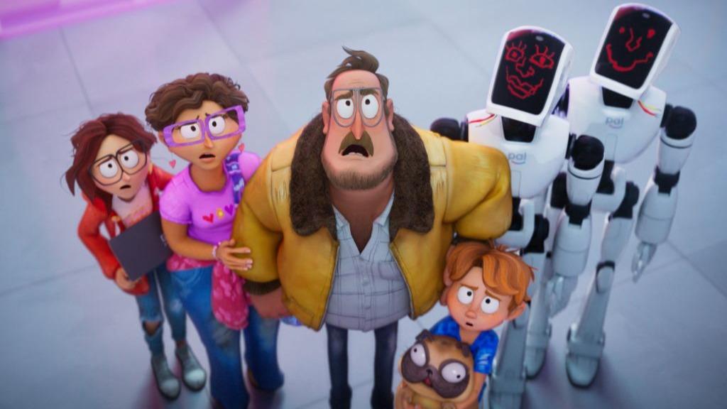 Die Mitchells gegen die Maschinen: Netflix zeigt das neue Werk der Lego-Film-Macher – wie gut ist es? | Spiele.de