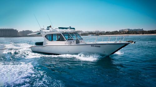 Cozmo 41 Feet Yacht - Seamaster