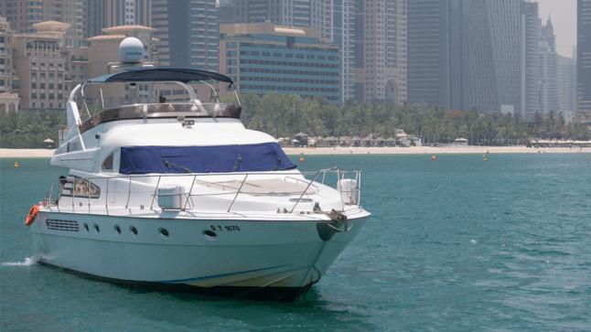 Charter 75 Feet Fairline Squadron Yacht