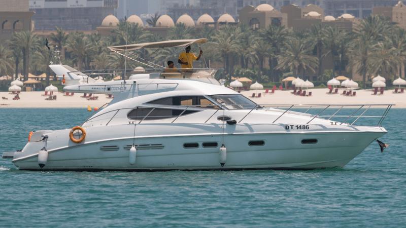 Cozmo 45 - Side View at Dubai Marina