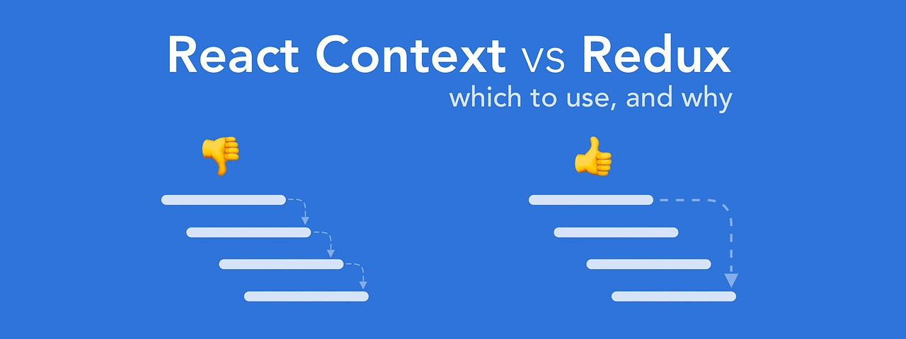 Redux vs. the React Context API