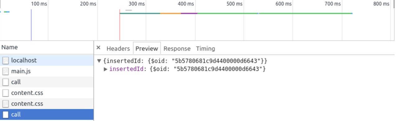 Web Analytics with MongoDB Stitch