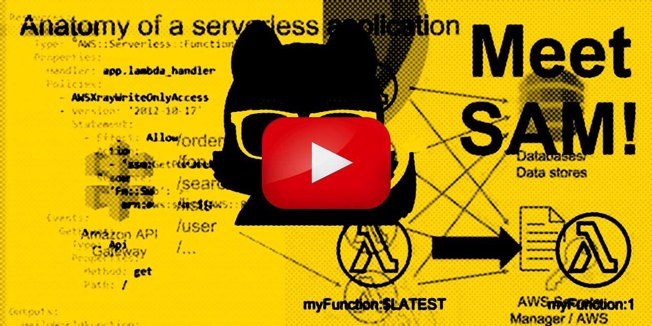 Serverless Status Issue 98: April 26, 2019