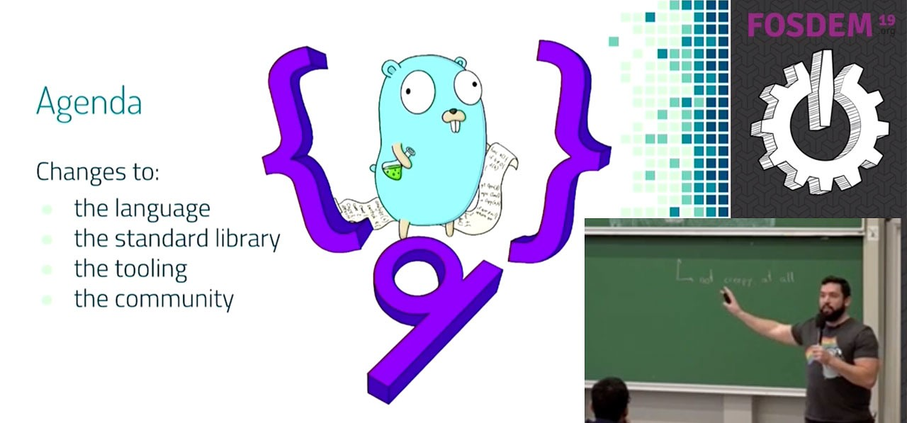 Golang Weekly Issue 248: February 7, 2019