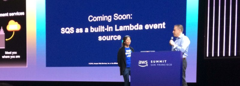 AWS Lambda Soon to Support SQS as an Event Source