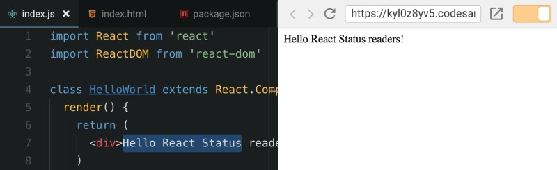 A comprehensive guide to learning React in action