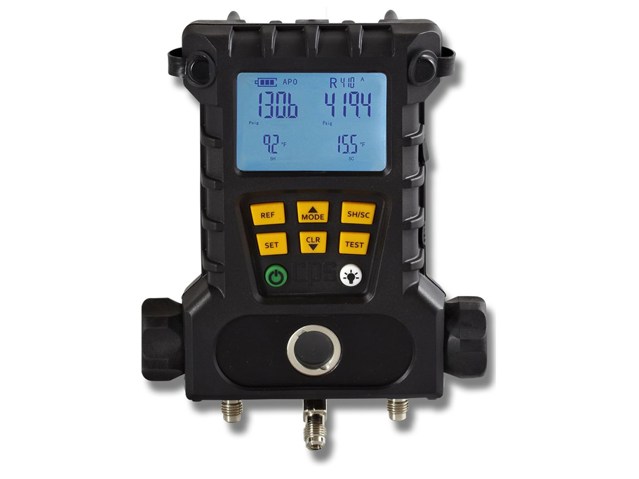 Manifolds And Gauges Manifold Value R22 Single Gauge Accurate Md50 Series Blackmax 2 Valve Digital