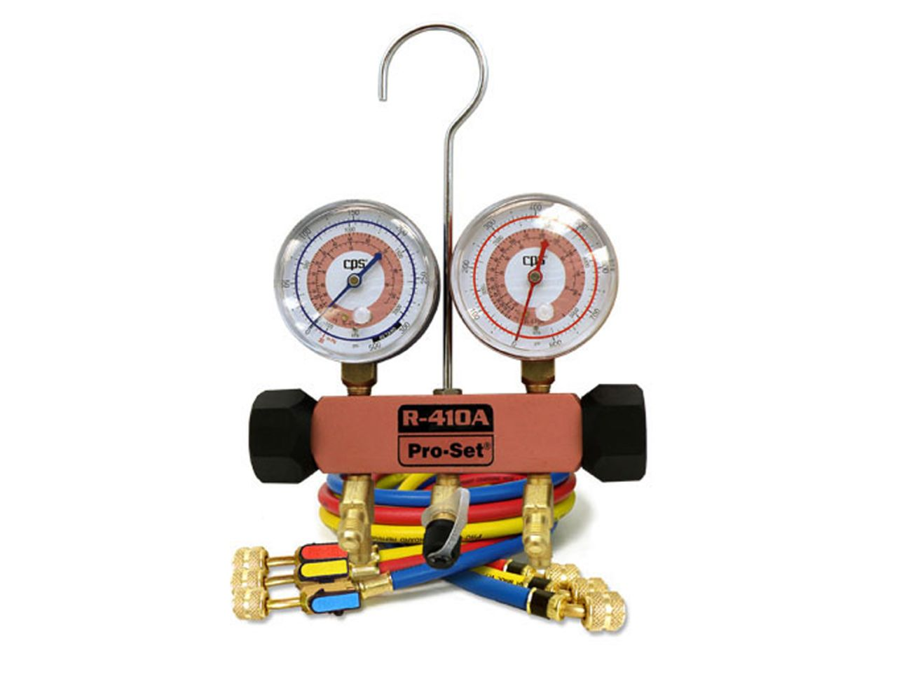 AC Manifold Gauge | Manifolds & Gauges | CPS ProductsAC