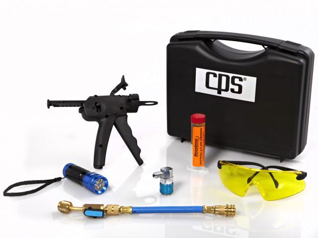 UV55 leak detection