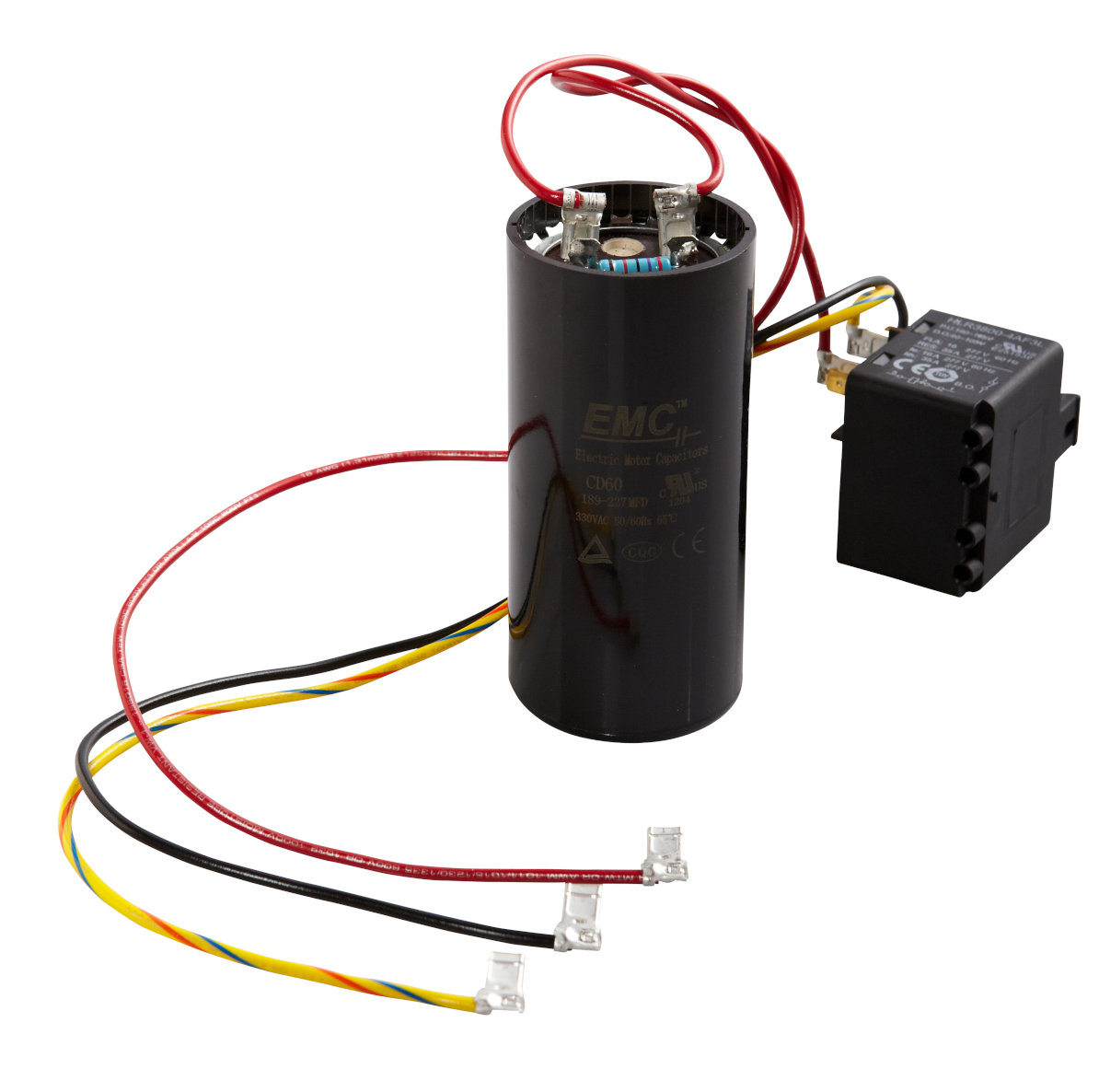 5-2-1 Compressor Saver (Hard Start Kit) for A/C Technicians on