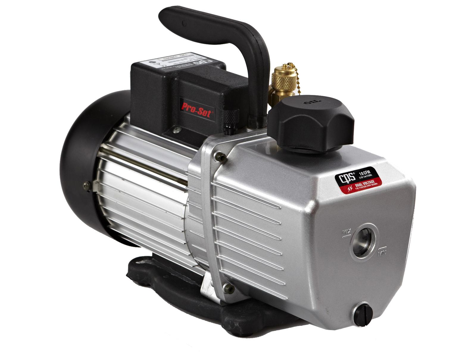 Vp10d Pro Set 174 10 Cfm Vacuum Pump Cps Products Inc