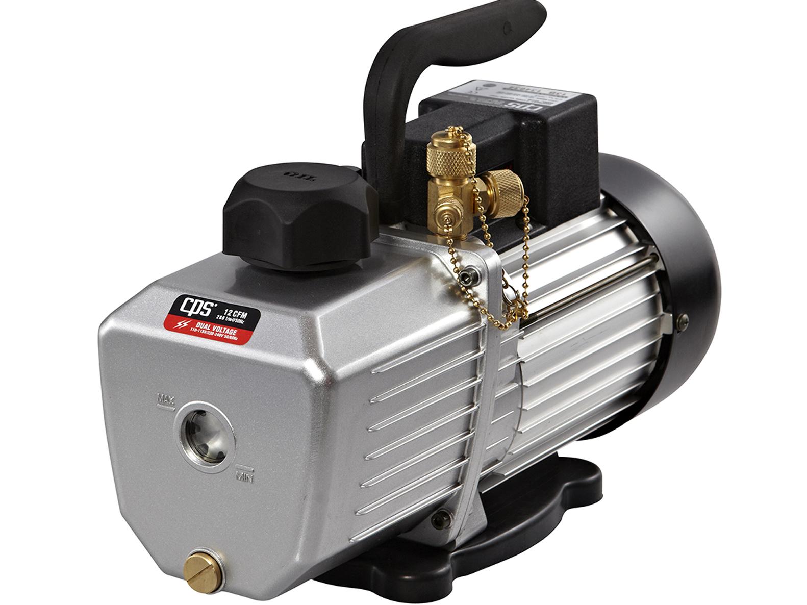 VP12D | Pro-Set® 12 CFM Vacuum Pump - CPS Products Inc