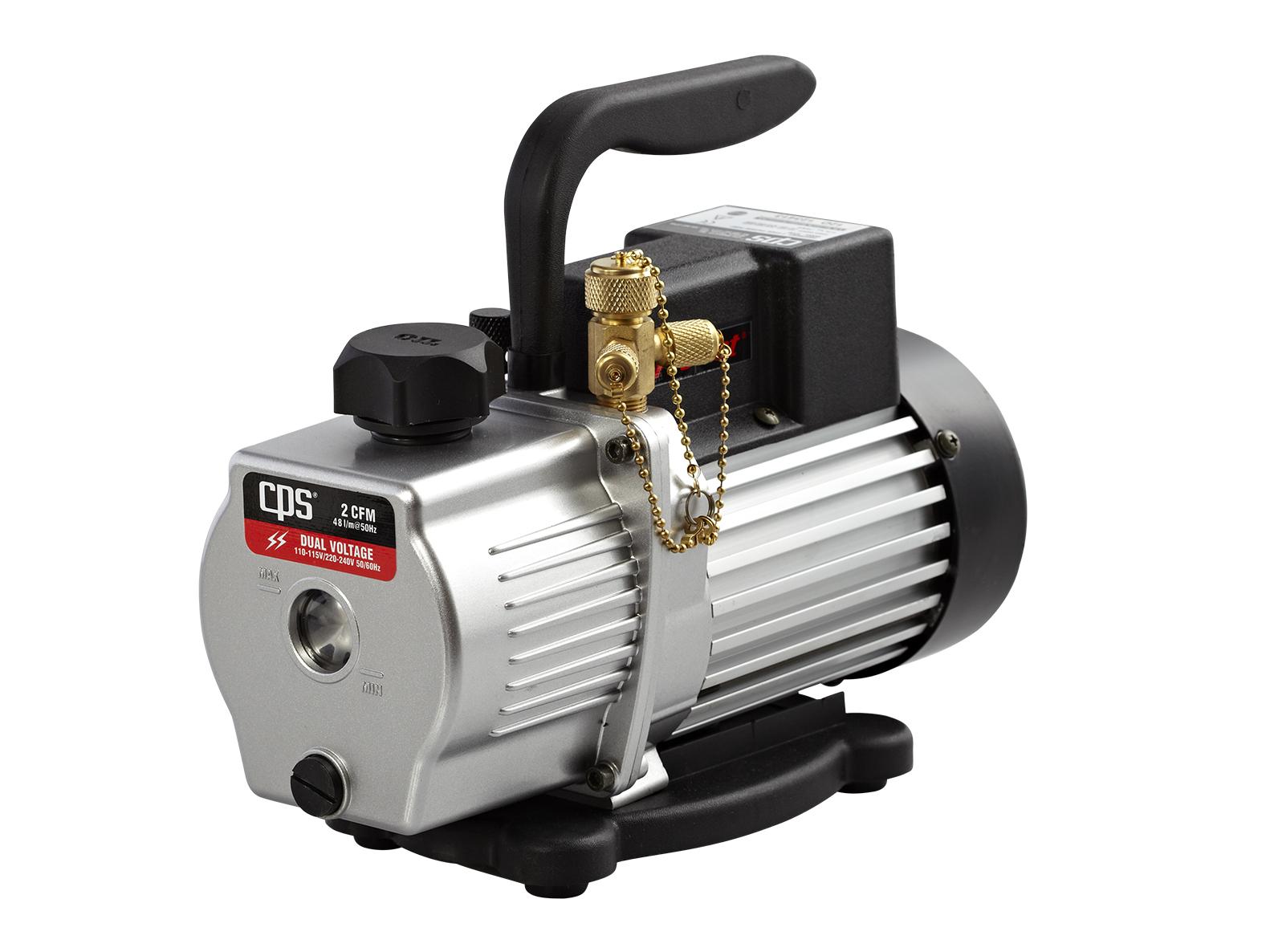 VP2D | Pro-Set® 2 CFM Vacuum Pump - CPS Products Inc