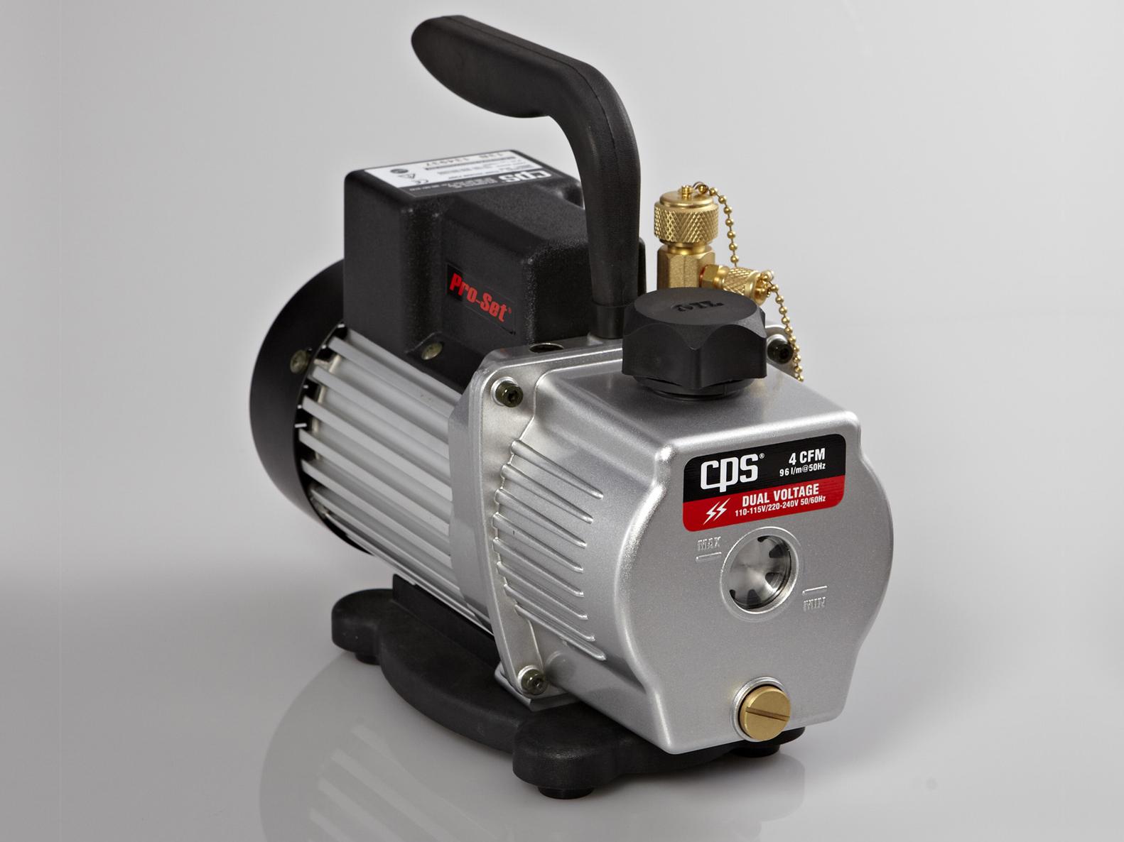 HVAC Vacuum Pumps | Refrigeration Vacuum Pumps | CPS Products
