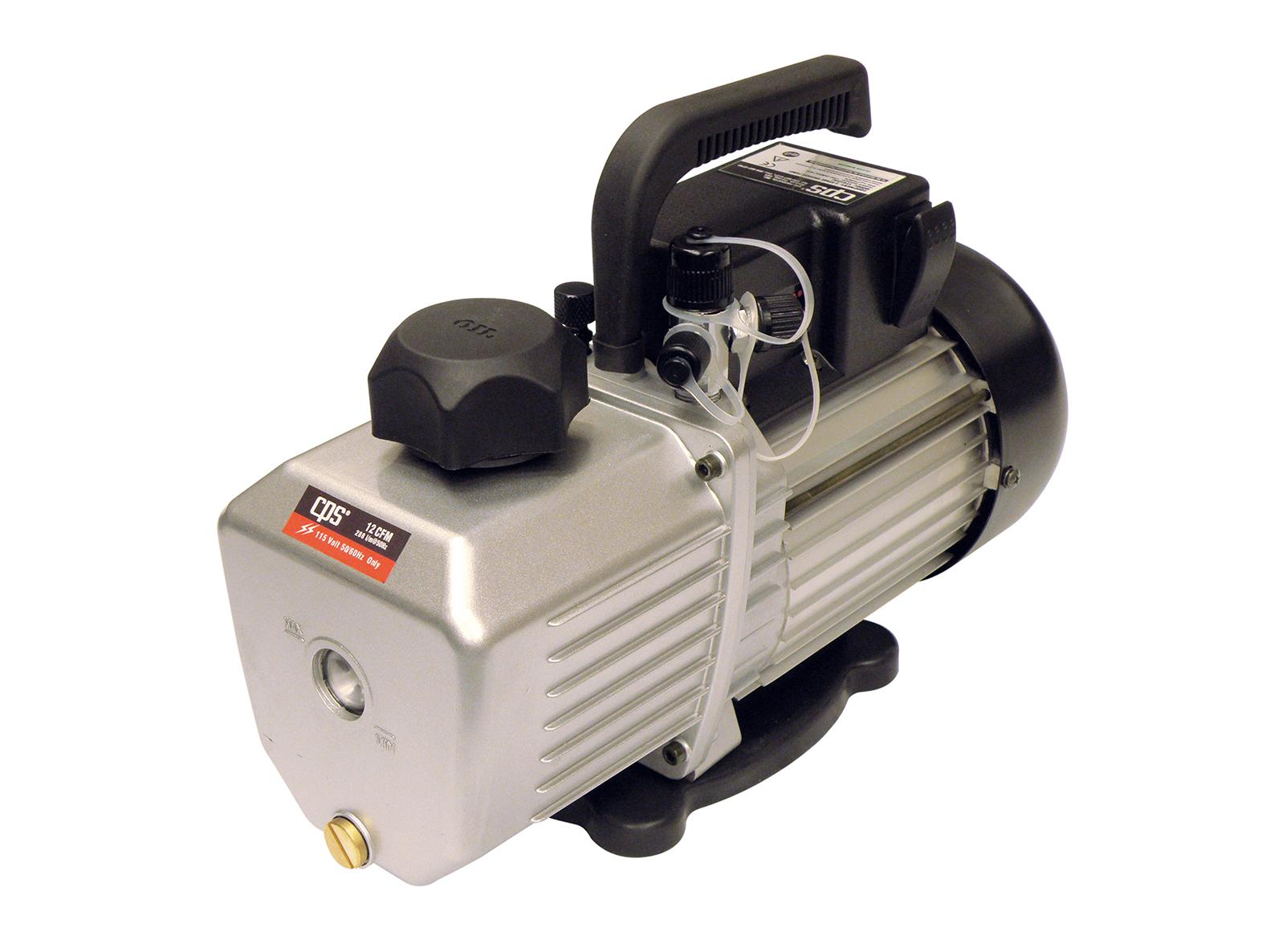 VPS12DU | Pro-Set® 12 CFM Sparkless Vacuum Pump - CPS Products Inc